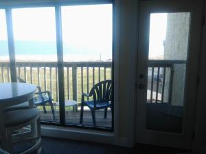 Double Room with Two Double Beds with Balcony and Ocean View