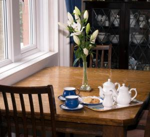 Newcourt Barton, Bed and breakfasts  Cullompton - big - 23