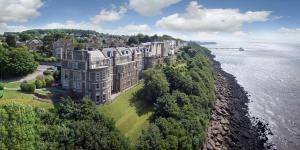 Walton Park Hotel in Clevedon, Somerset, England