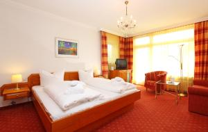 Wittelsbacher Hof Swiss Quality Hotel, Hotely  Garmisch-Partenkirchen - big - 46