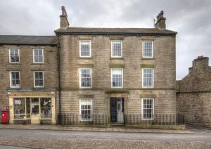 Skeldale House in Askrigg, North Yorkshire, England