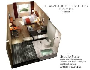 Cambridge Suites Hotel Halifax