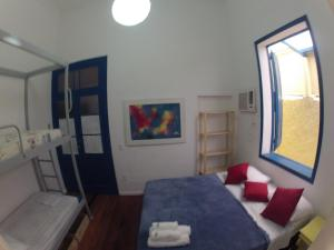 Bed in 4-Bed Mixed Dormitory Room with Private Room