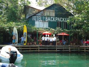 Photo of Hotel Y Restaurante Backpackers