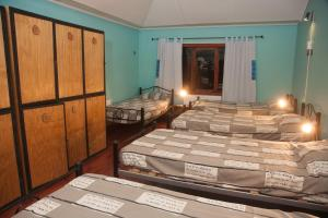 Single Bed in 9-Bed Dormitory Room