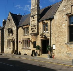 The Court House Inn in Thrapston, Northamptonshire, England