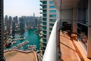 Apartamento Apartments Luxury Dubai Marina 3000, Dubai