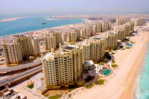 Appartamento Apartments Luxury Palm Jumeirah 3000, Dubai