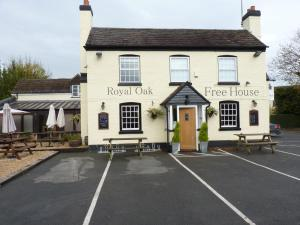 The Royal Oak in Kinnersley, Worcestershire, England