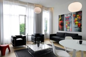Leopold5 Luxe-Design Apartment, Apartmány  Ostende - big - 19