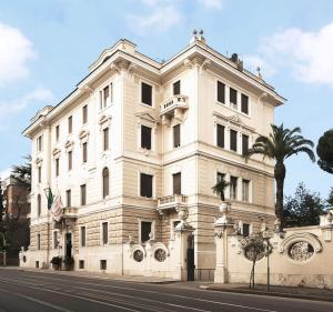 Lodging Aldrovandi Residence City Suites, Rome