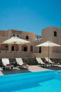 Anessis Apartments, Residence  Fira - big - 58