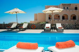 Anessis Apartments, Residence  Fira - big - 53