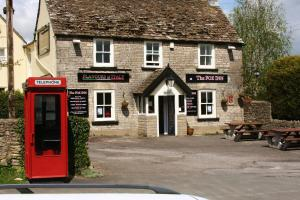 The Fox Inn in Hawkesbury, Gloucestershire, England