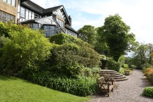 Best Western Higher Trapp Country House Hotel in Padiham, Lancashire, England