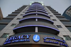 Appartamento Legacy Hotel Apartments, Dubai
