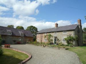 Lower House in Bucknell, Shropshire, England
