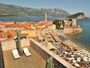 Avala Resort & Villas, Rezorty  Budva - big - 20