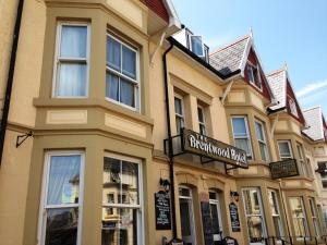 The Brentwood Hotel in Porthcawl, Bridgend, Wales