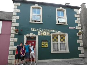 MacGabhainns Backpackers Hostel