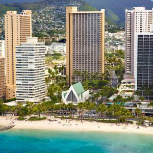 Photo of Hilton Waikiki Beach Hotel