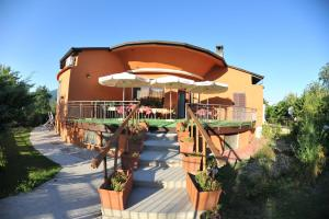 La Cascina Camere, Bed & Breakfasts  Agerola - big - 16