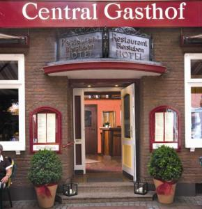 Central Gasthof, Penziony  Bad Segeberg - big - 6