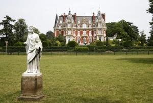 Chateau Impney in Droitwich, Worcestershire, England