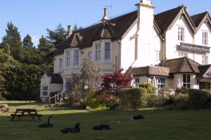 Worplesdon Place Hotel, Hotel  Guildford - big - 71