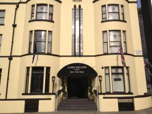 Lord Nelson: pension in Liverpool - Pensionhotel - Guesthouses