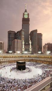 Makkah Clock Royal Tower, A Fairmont Hotel, Hotels  Mekka - big - 30