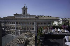 Hotel Colonna Palace, Rome