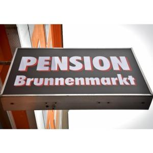 Hotel-Pension Brunnenmarkt