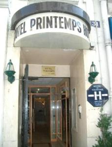 Hotel Hotel Printemps, Paris