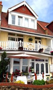 The Bay Guest House in Southend-on-Sea, Essex, England