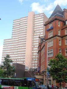 Victoria Centre Apartments in Nottingham, Nottinghamshire, England
