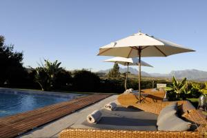 Wedgeview Country House & Spa, Penziony  Stellenbosch - big - 57