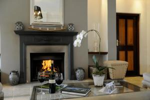 Wedgeview Country House & Spa, Penziony  Stellenbosch - big - 54