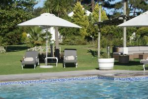Wedgeview Country House & Spa, Penziony  Stellenbosch - big - 51