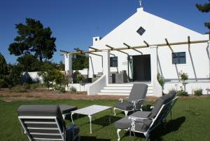 Wedgeview Country House & Spa, Penziony  Stellenbosch - big - 55