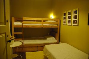 Economy Double Room with Bunk Bed