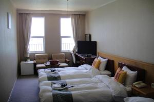 Hotel Green Plaza Shodoshima, Hotely  Tonosho - big - 9