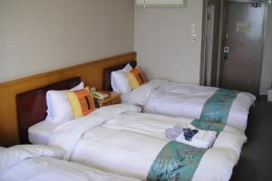Hotel Green Plaza Shodoshima, Hotely  Tonosho - big - 3