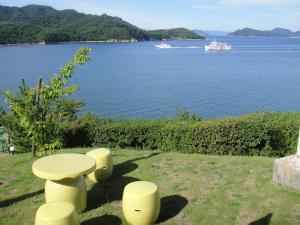 Hotel Green Plaza Shodoshima, Hotely  Tonosho - big - 14