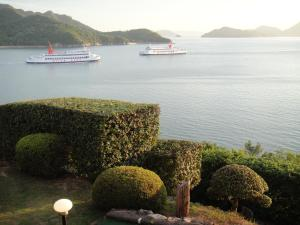 Hotel Green Plaza Shodoshima, Hotely  Tonosho - big - 13