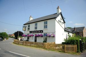 The Black Cow in Dalbury Lees, Derbyshire, England