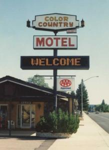 Photo of Color Country Motel