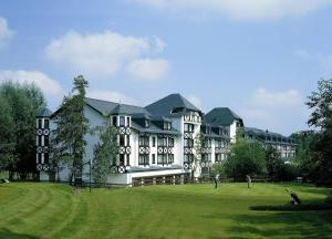Land & Golf Hotel Stromberg, Hotels  Stromberg - big - 8