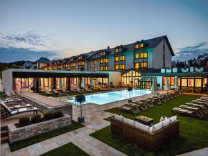Land & Golf Hotel Stromberg, Hotels  Stromberg - big - 9