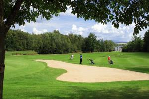 Land & Golf Hotel Stromberg, Hotels  Stromberg - big - 22